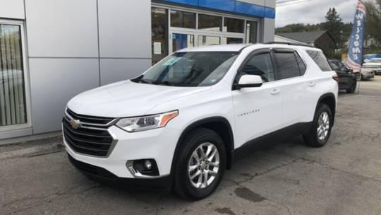 2019 Chevrolet Traverse LT Cloth for sale in New Bethlehem, PA