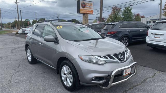 2012 Nissan Murano SL for sale in Winchester, VA