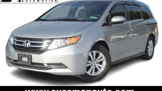 2016 Honda Odyssey SE for sale in Willow Grove, PA