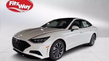 2022 Hyundai Sonata Limited for sale in Gaithersburg, MD