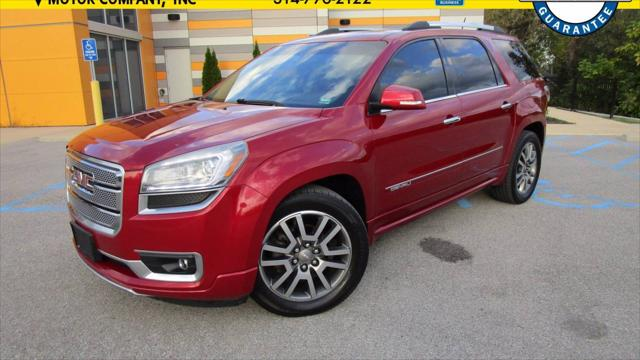 2013 GMC Acadia Denali for sale in St. Louis, MO