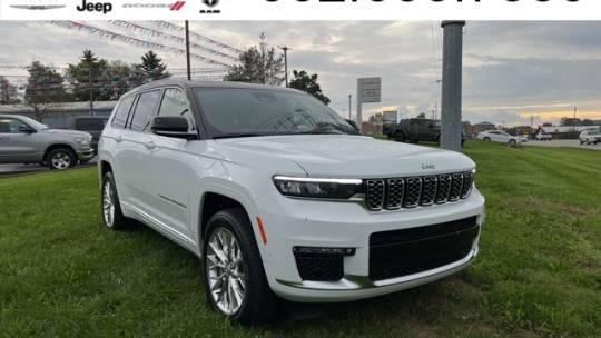2021 Jeep Grand Cherokee Summit for sale in Shelbyville, KY