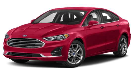 2020 Ford Fusion SEL for sale in Columbus, OH