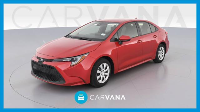 2020 Toyota Corolla LE for sale in Blue Mound, TX