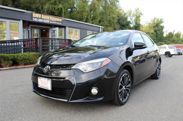 2015 Toyota Corolla S PREMIUM for sale in Stafford, VA