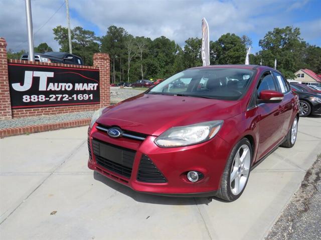2014 Ford Focus Titanium for sale in Sanford, NC