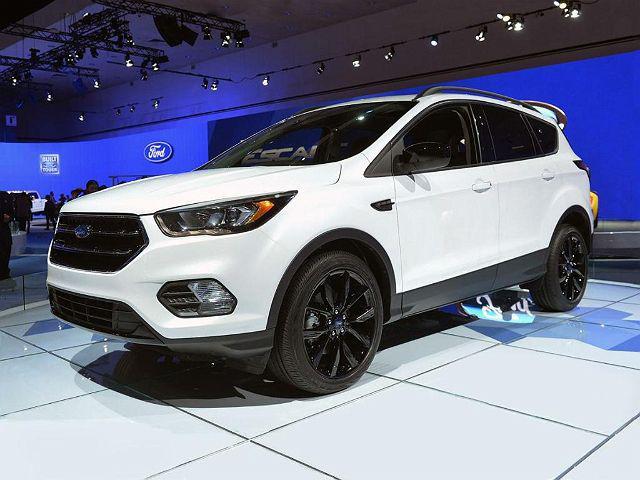 2017 Ford Escape S for sale in Hillsborough, NC