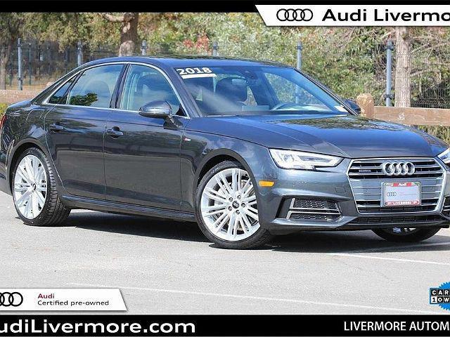 2018 Audi A4 Premium Plus for sale in Livermore, CA