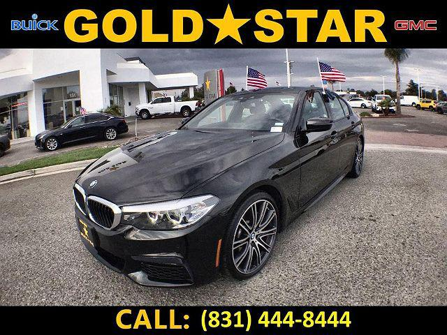 2019 BMW 5 Series 540i for sale in Salinas, CA