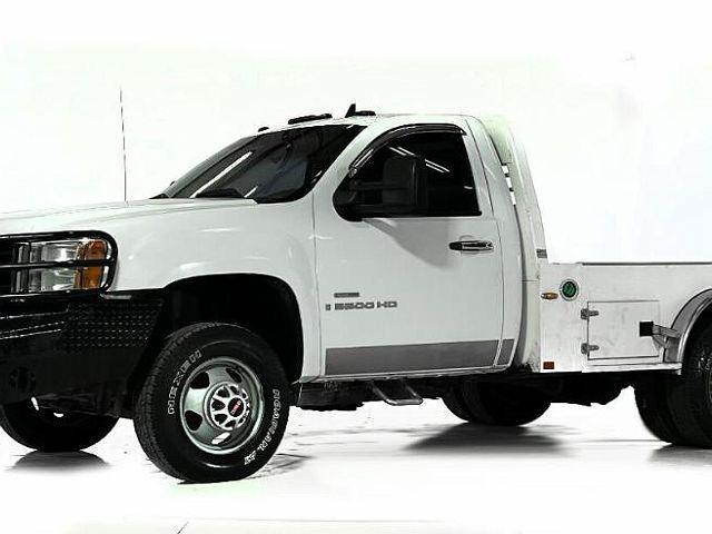 2008 GMC Sierra 3500HD DRW Work Truck for sale in Houston, TX