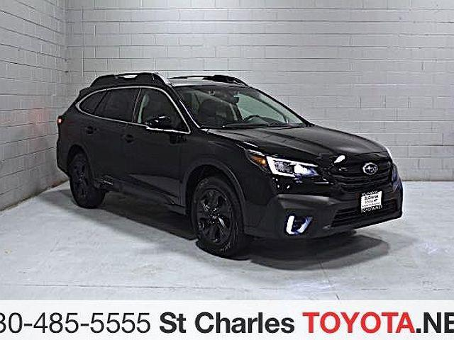 2021 Subaru Outback Onyx Edition XT for sale in Saint Charles, IL