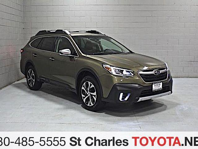 2020 Subaru Outback Touring for sale in Saint Charles, IL