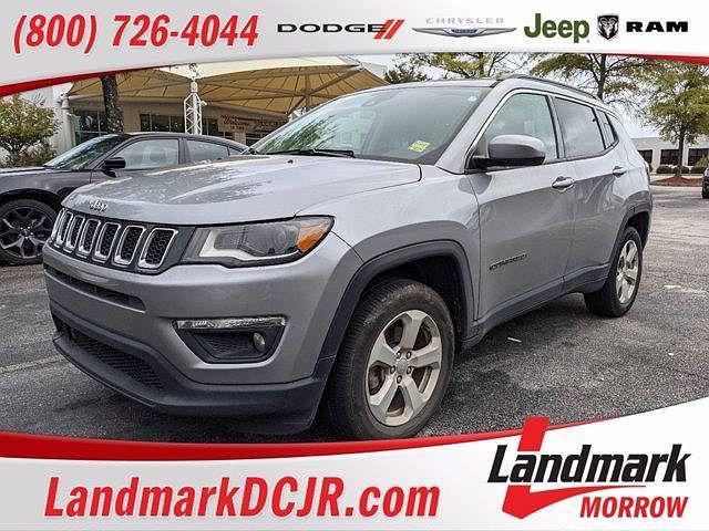 2018 Jeep Compass Latitude for sale in Morrow, GA