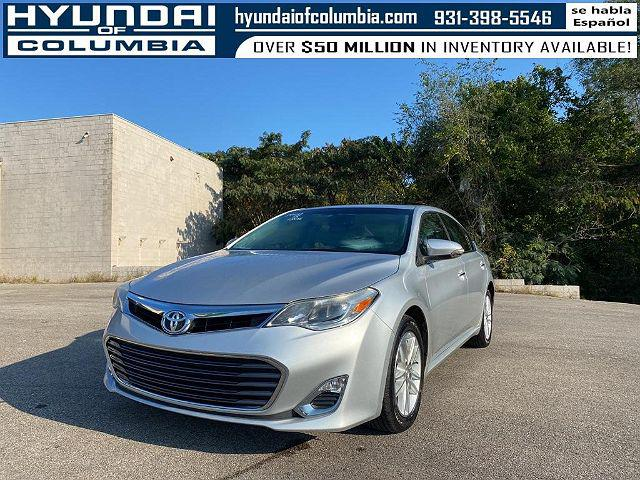 2013 Toyota Avalon XLE for sale in Columbia, TN