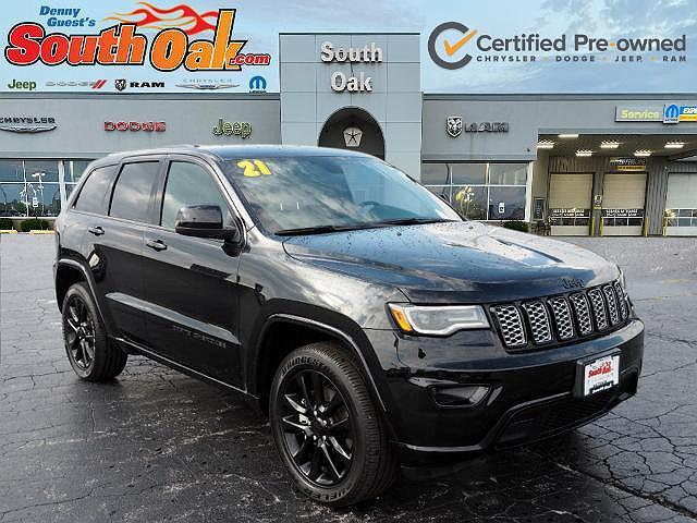 2021 Jeep Grand Cherokee Laredo X for sale in Matteson, IL