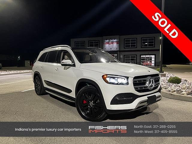 2020 Mercedes-Benz GLS GLS 450 for sale in Fishers, IN
