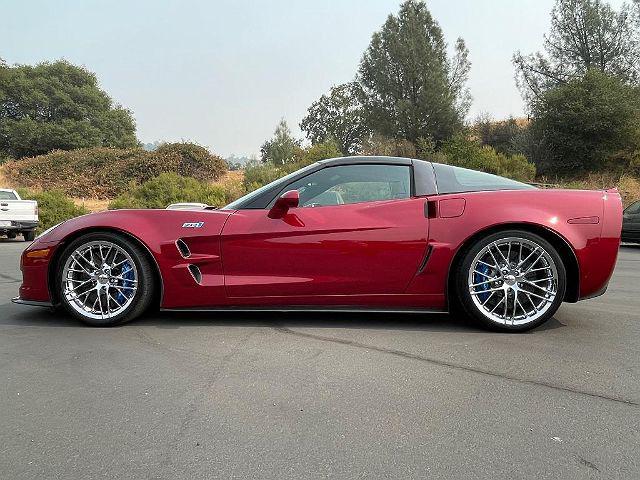 2010 Chevrolet Corvette for sale near Jamestown, CA
