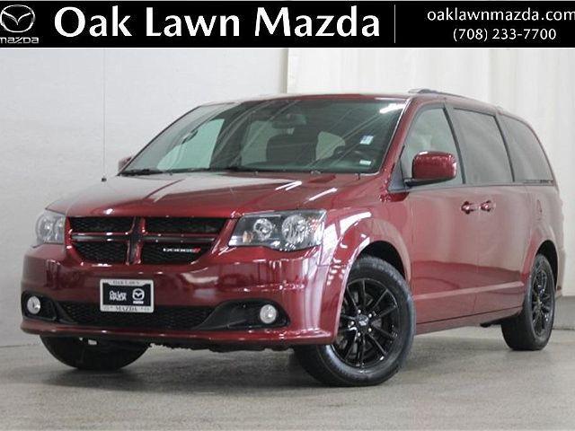 2019 Dodge Grand Caravan GT for sale in Oak Lawn, IL