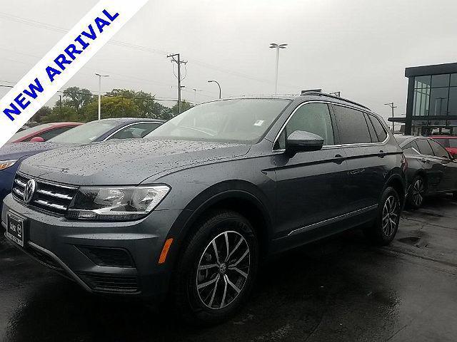2021 Volkswagen Tiguan SE for sale in Oak Lawn, IL