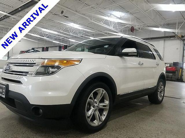 2011 Ford Explorer Limited for sale in Oak Lawn, IL