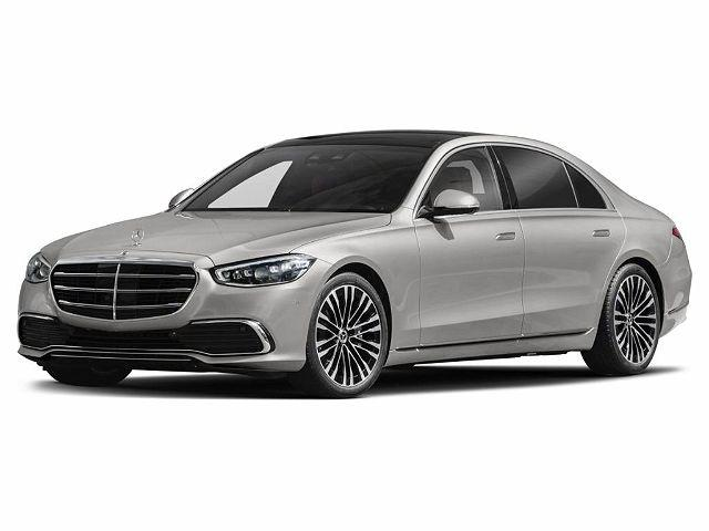 2021 Mercedes-Benz S-Class S 580 for sale in Antioch, IL