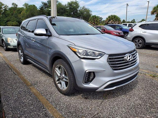 2017 Hyundai Santa Fe Limited Ultimate for sale in Jacksonville, FL
