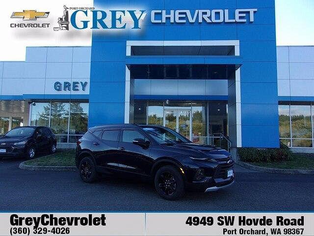 2021 Chevrolet Blazer LT for sale in Port Orchard, WA