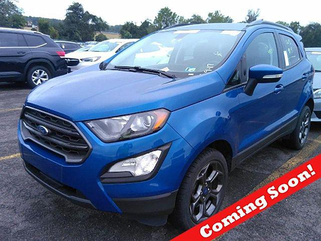 2018 Ford EcoSport SES for sale in Bedford, OH