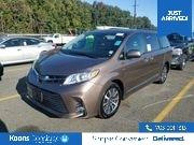 2018 Toyota Sienna XLE for sale in Sterling, VA