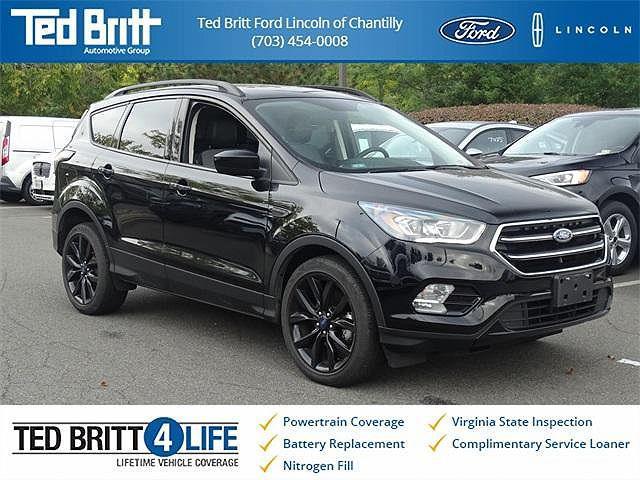 2018 Ford Escape SE for sale in Chantilly, VA