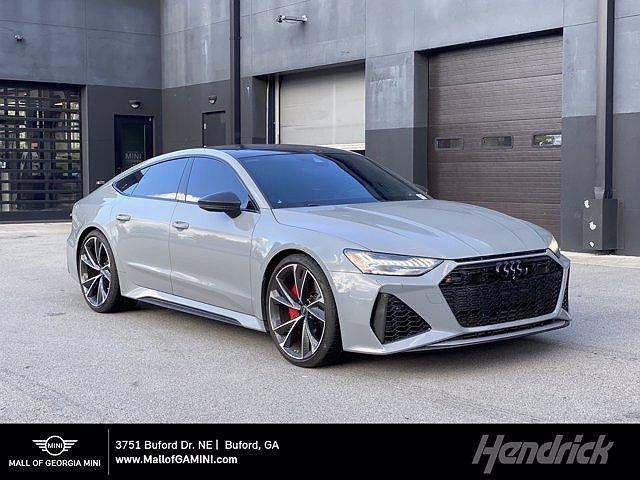 2021 Audi RS 7 4.0 TFSI quattro for sale in Buford, GA