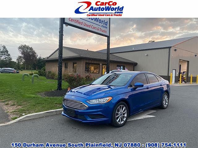 2017 Ford Fusion SE for sale in South Plainfield, NJ