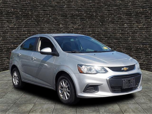 2017 Chevrolet Sonic for sale near Fallston, MD