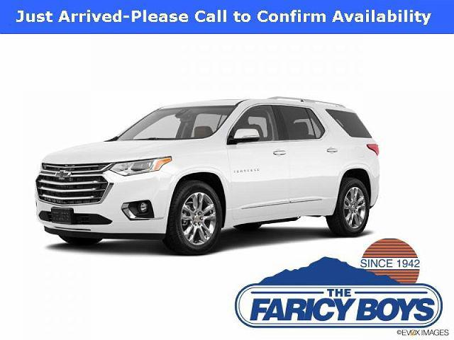 2020 Chevrolet Traverse High Country for sale in Canon City, CO