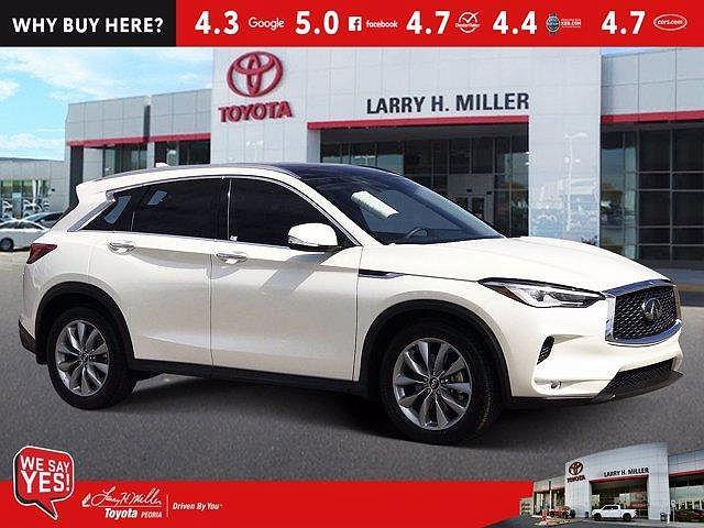 2021 INFINITI QX50 LUXE for sale in Peoria, AZ