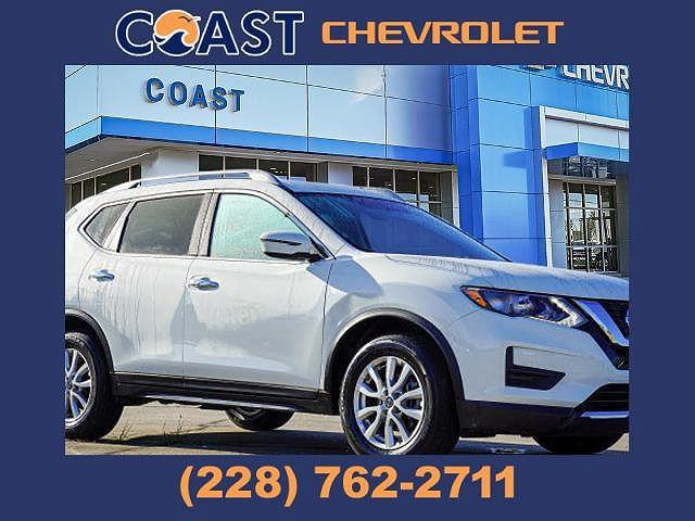 2018 Nissan Rogue SV for sale in Pascagoula, MS