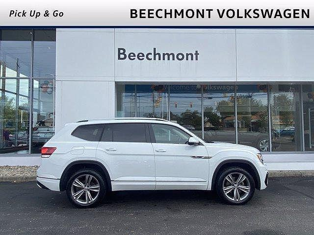 2019 Volkswagen Atlas 3.6L V6 SE w/Technology R-Line for sale in Cincinnati, OH