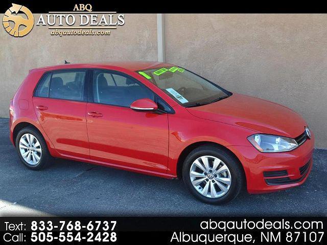 2015 Volkswagen Golf TDI S for sale in Albuquerque, NM