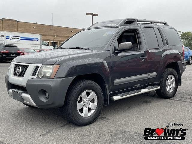 2012 Nissan Xterra S for sale in Manassas, VA