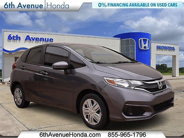 2020 Honda Fit LX for sale in Stillwater, OK