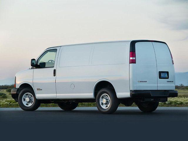 """2018 Chevrolet Express Cargo Van RWD 2500 155"""" for sale in El Paso, IL"""
