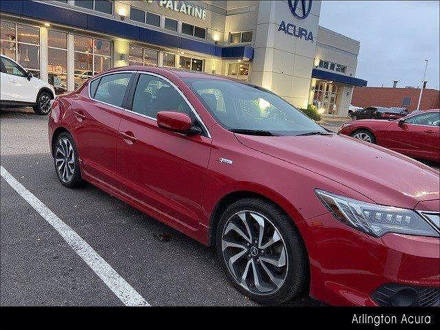 2018 Acura ILX w/Premium/A-SPEC Pkg for sale in Palatine, IL