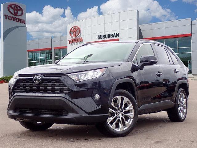 2019 Toyota RAV4 XLE Premium for sale in Troy, MI