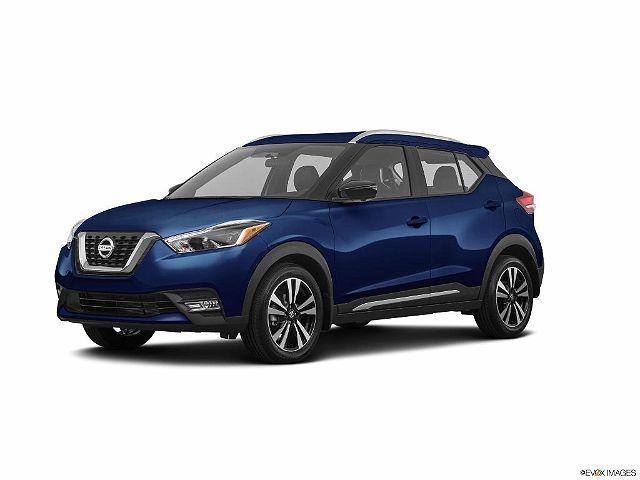 2018 Nissan Kicks SR for sale in Sterling, VA