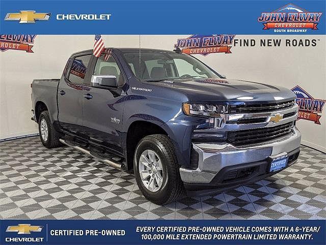 2020 Chevrolet Silverado 1500 LT for sale in Englewood, CO