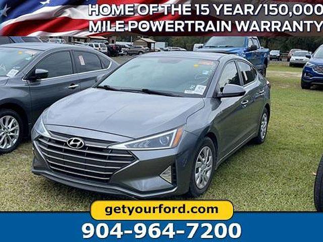 2019 Hyundai Elantra SE for sale in Starke, FL