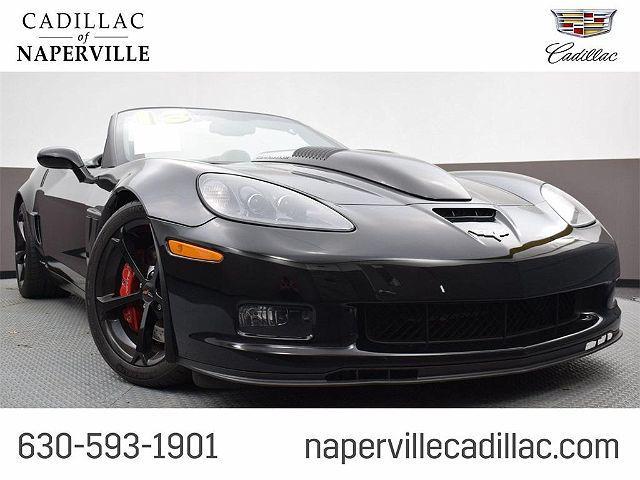 2013 Chevrolet Corvette Grand Sport 3LT for sale in Naperville, IL