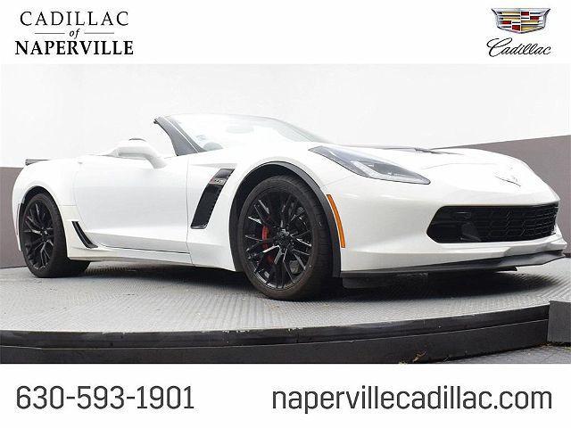 2016 Chevrolet Corvette Z06 2LZ for sale in Naperville, IL
