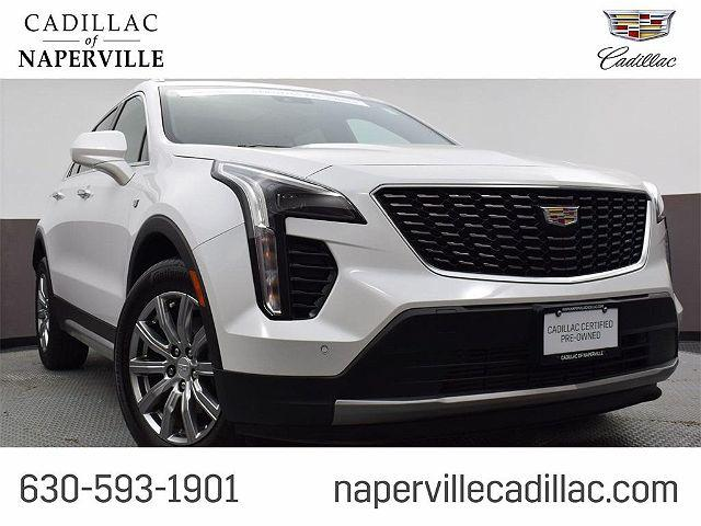 2019 Cadillac XT4 AWD Premium Luxury for sale in Naperville, IL
