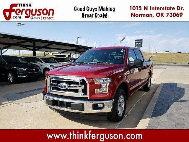 2017 Ford F-150 XLT for sale in Norman, OK